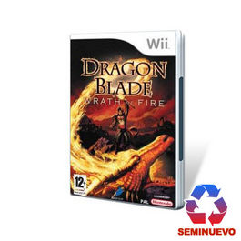 DRAGON BLADE WRATH OF FIRE Wii (SEMINUEVO)
