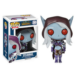 FIGURA POP WORLD OF WARCRAFT LADY SYLVANAS 10 CM