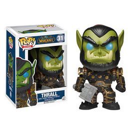 FIGURA POP WORLD OF WARCRAFT THRALL 10 CM