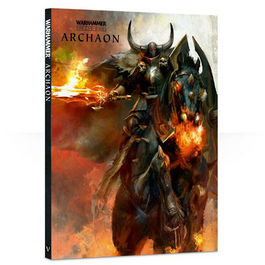 WH WARHAMMER THE END OF TIMES ARCHAON (LIBRO)