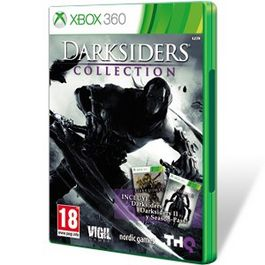 DARKSIDERS COLLECTION XBOX 360