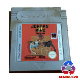 JORDAN VS BIRD ONE ON ONE GAME BOY (SEMINUEVO)