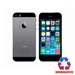 MOVIL iPHONE 5S GREY SPACE 16 GB (LIBRE)