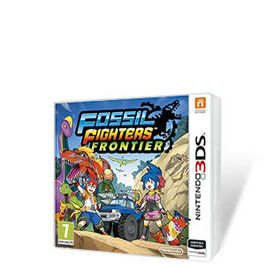 FOSSIL FIGHTERS FRONTIERS 3DS