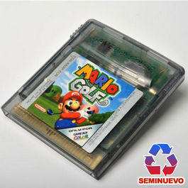 MARIO GOLF GAME BOY COLOR (SEMINUEVO)
