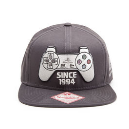 GORRA BEISBOL SONY PLAYSTATION SNAP BACK CONTROLLER