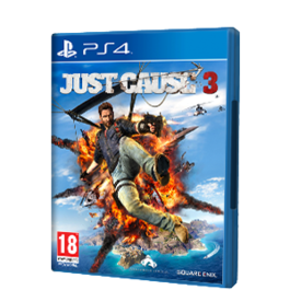 JUST CAUSE 3 PS4