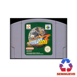 INTERNATIONAL SUPER STAR SOCCER 2000 N64 (SEMINUEVO)