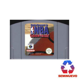 KOBE BRYANT IN NBA COURTSIDE N64 (SEMINUEVO)
