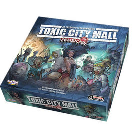 JUEGO DE MESA ZOMBICIDE TOXIC CITY MALL EXPANSION