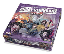 JUEGO DE MESA ZOMBICIDE ANGRY NEIGHBORS EXPANSION
