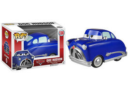 FIGURA POP CARS DOC HUDSON 9 CM