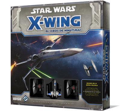 Juego De Mesa Star Wars X Wing El Despertar De La Fuerza Gamevip
