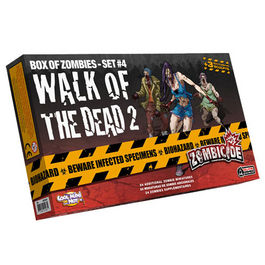 JUEGO DE MESA ZOMBICIDE WALK OF THE DEAD 2 (BOX OF ZOMBIES - SET 4)