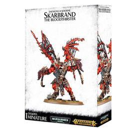 WH SKARBRAND THE BLOODTHIRSTER (BLADES OF KHORNE)