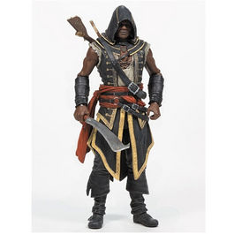 FIGURA ASSASSINS CREED III SERIE 2 ADEWALE 15 CM