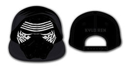 GORRA STAR WARS EPISODIO VII KYLO REN