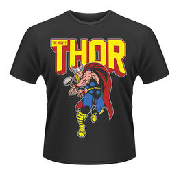 CAMISETA MARVEL COMICS THOR LEAP