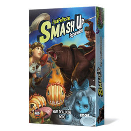 JUEGO DE CARTAS SMASH UP EXPANSION NIVEL DE ALUCINE 9000