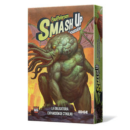 JUEGO DE CARTAS SMASH UP EXPANSION LA OBLIGATORIA EXPANSION DE CTHULHU