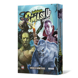 JUEGO DE CARTAS SMASH UP EXPANSION CHOQUE DE MONSTRUOS