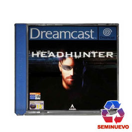 HEAD HUNTER DREAMCAST (SEMINUEVO)