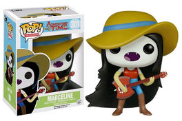 FIGURA POP HORA DE AVENTURAS MARCELINE & GUITAR LIMITED EDITION 10 CM
