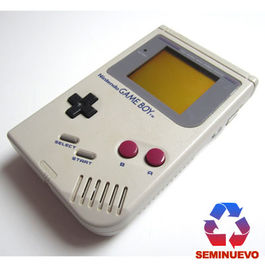 CONSOLA GAME BOY ORIGINAL (SEMINUEVA)