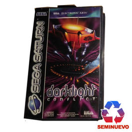 DARKLIGHT CONFLICT SEGA SATURN (SEMINUEVO)