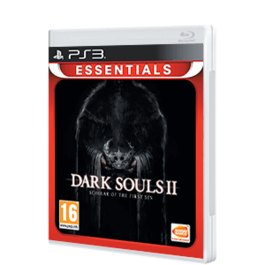 DARK SOULS II SCHOLAR OF THE FIRST SIN ESSENTIALS PS3