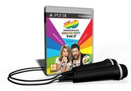 LOS 40 PRINCIPALES KARAOKE PARTY VOL.2 + MICROFONOS PS3