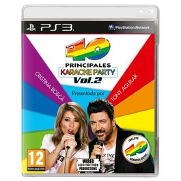 LOS 40 PRINCIPALES KARAOKE PARTY VOL.2 PS3