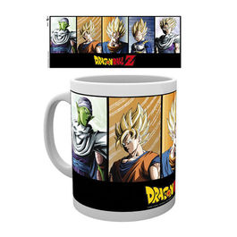 TAZA DRAGON BALL Z MOODY