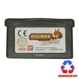 DIGIMON RACING GBA (SEMINUEVO)