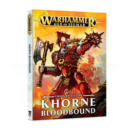WH CHAOS BATTLETOME KHORNE BLOODBOUND (LIBRO AGE OF SIGMAR)