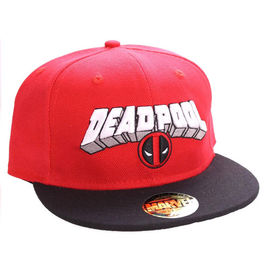 GORRA BEISBOL MARVEL DEADPOOL