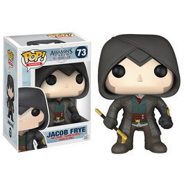 FIGURA POP ASSASSINS CREED SYNDICATE JACOB FRYE 9 CM