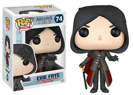 FIGURA POP ASSASSINS CREED SYNDICATE EVIE FRYE 9 CM