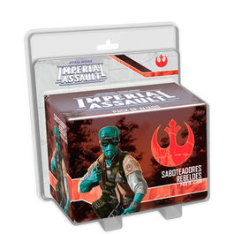 JUEGO DE MESA STAR WARS IMPERIAL ASSAULT SABOTEADORES REBELDES