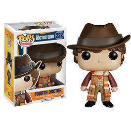 FIGURA POP DOCTOR WHO 4TH DOCTOR 9 CM