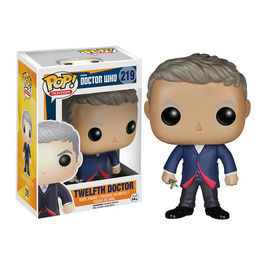 FIGURA POP DOCTOR WHO 12TH DOCTOR 9 CM