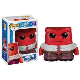 FIGURA POP INSIDE OUT ANGER (IRA) 7 CM