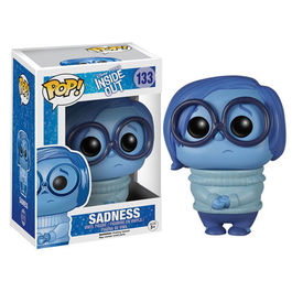 FIGURA POP INSIDE OUT SADNESS (TRISTEZA)  9 CM