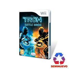 TRON EVOLUTION BATTLE GRIDS Wii (SEMINUEVO)