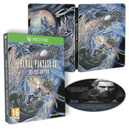 FINAL FANTASY XV DELUXE EDITION XBOX ONE