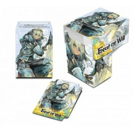 FORCE OF WILL DECK BOX ULTRA PRO ARLA