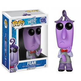 FIGURA POP INSIDE OUT FEAR (MIEDO) 7 CM