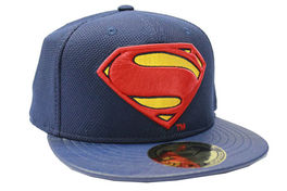 GORRA BATMAN V SUPERMAN SUPERMAN LOGO