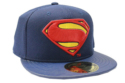 GORRA BATMAN V SUPERMAN SUPERMAN LOGO - GAMEVIP fac8ddbc906
