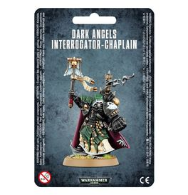 WH 40K DARK ANGELS INTERROGATOR-CHAPLAIN (BLISTER DARK ANGELS)